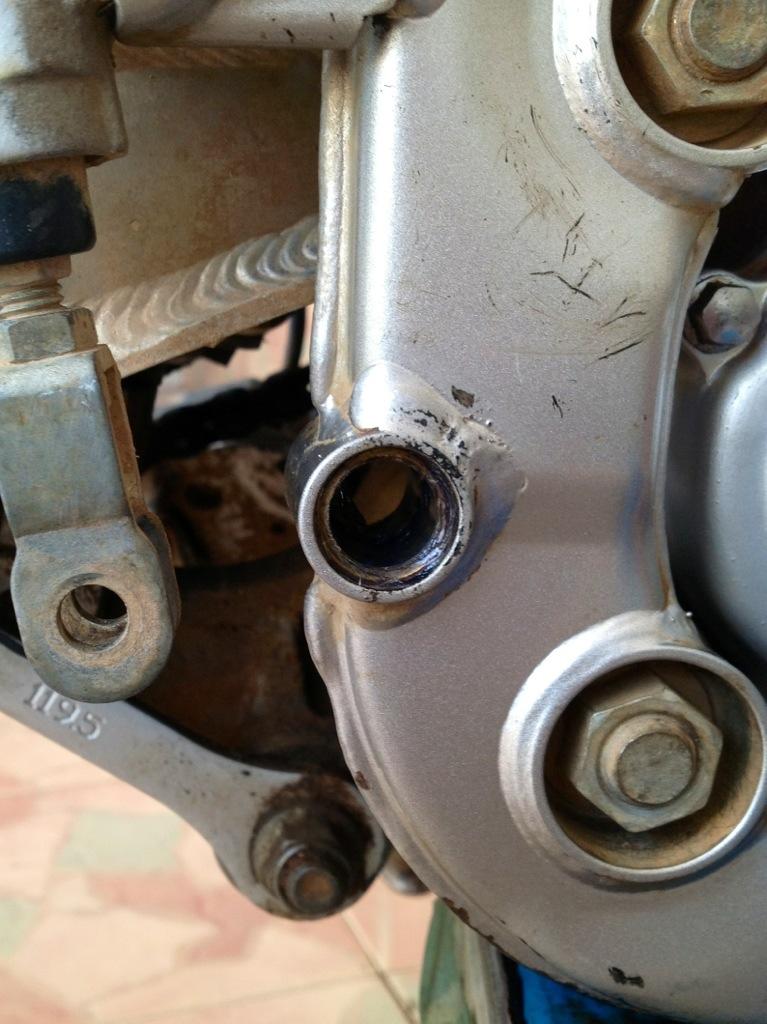 Kawasaki Klr Clutch Pedal