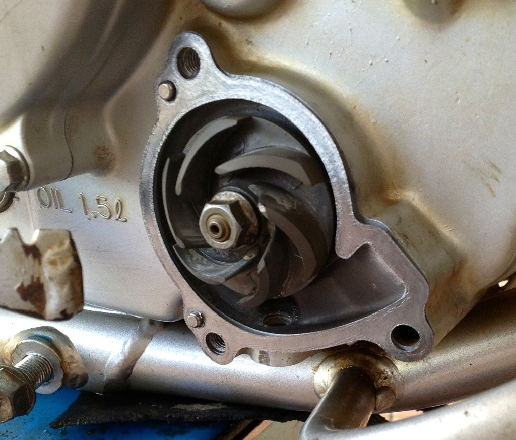 Kawasaki Klx 250 Clutch Disassembly Inspection And