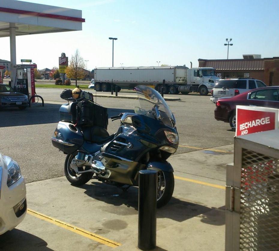 Ottawa, MN fuel stop