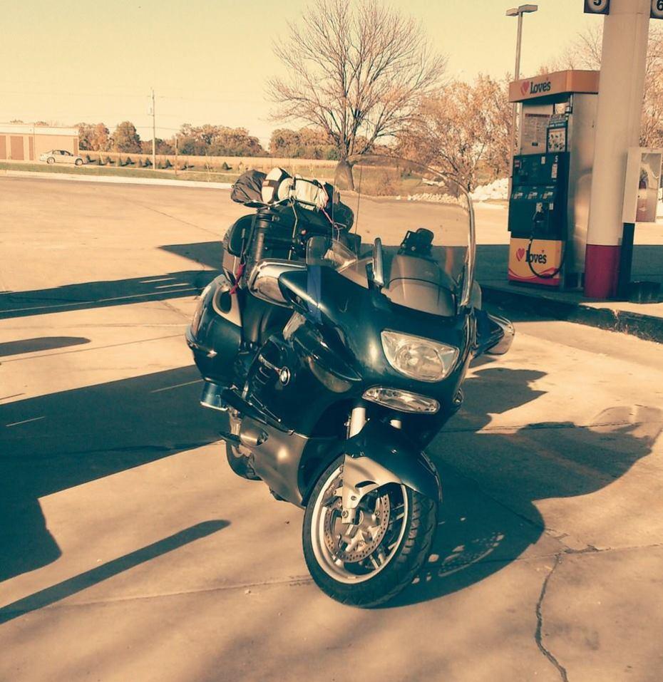 Des Moines, Iowa pitstop