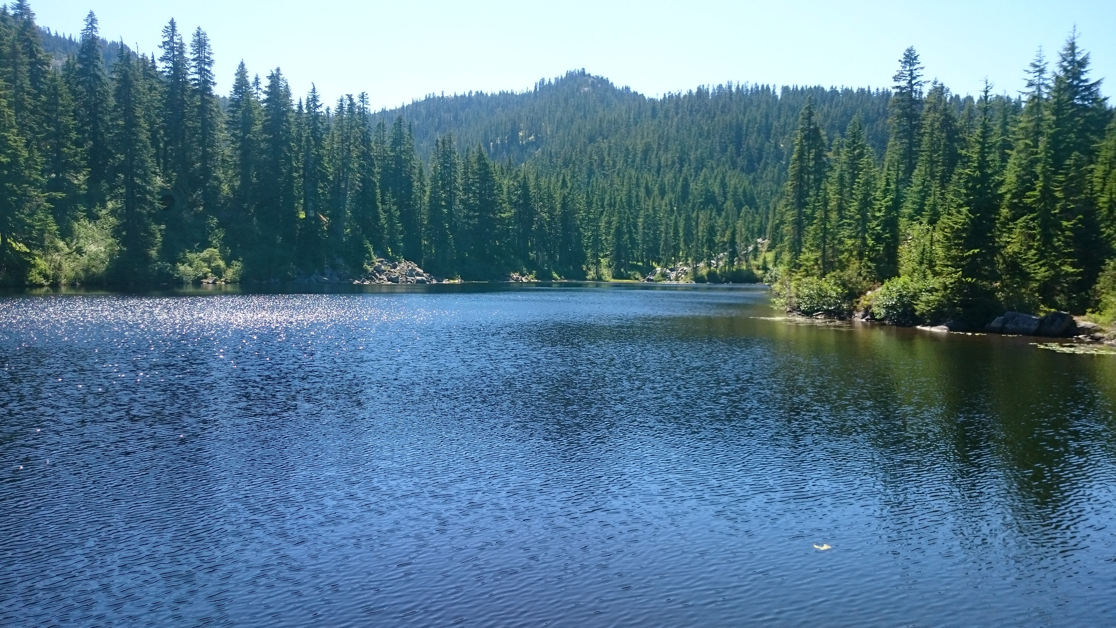 Day Tripping The Alpine Lakes Wilderness Washington Usa